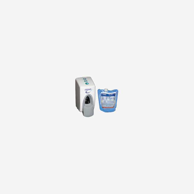 polyportables take a seat in unit hand sanitizer