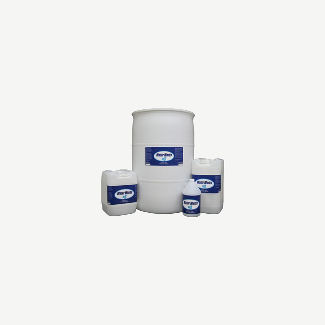 polyportables water works cleaner